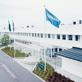 Yaskawa framtidsfabriken 2017