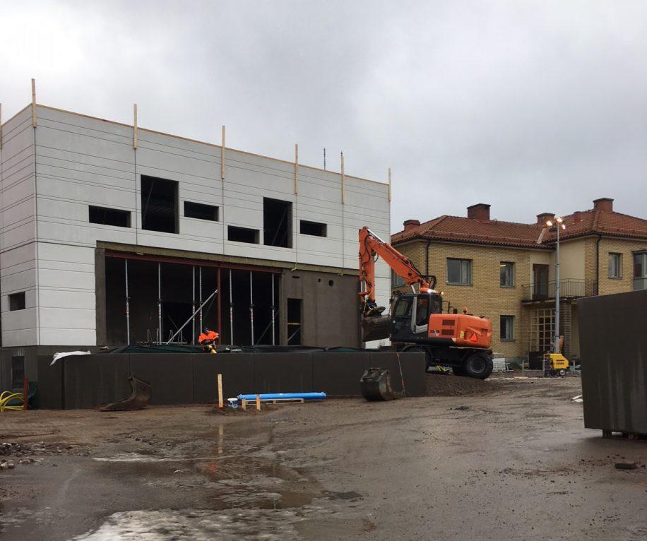 Torsås Kommunhus 2018-01-24,2