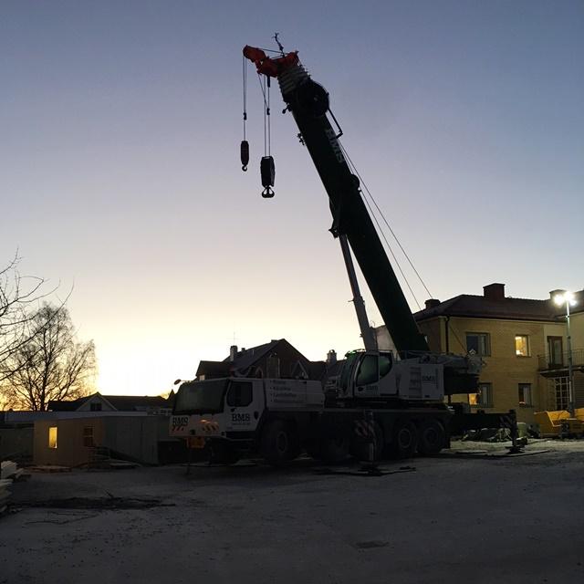 Torsås kommunhus 2018-01-09